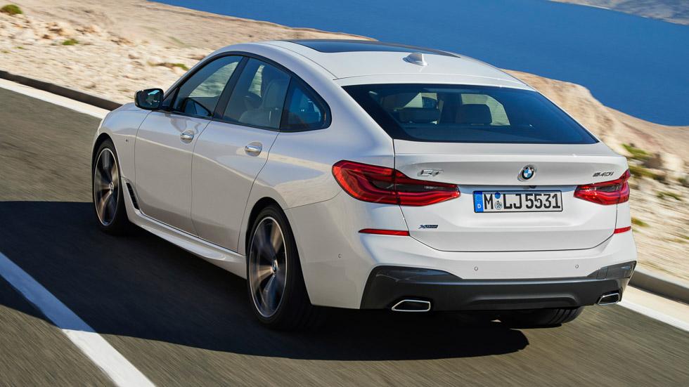 BMW Serie 6 Gran Turismo: fotos y datos del sustituto del Serie 5 GT