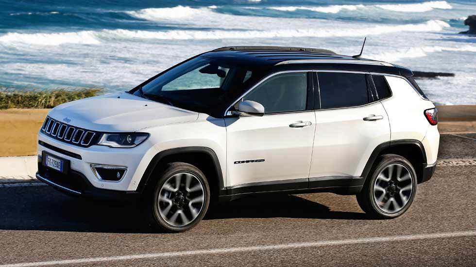 Jeep Compass 2017: probamos un SUV con fuerte carácter todoterreno