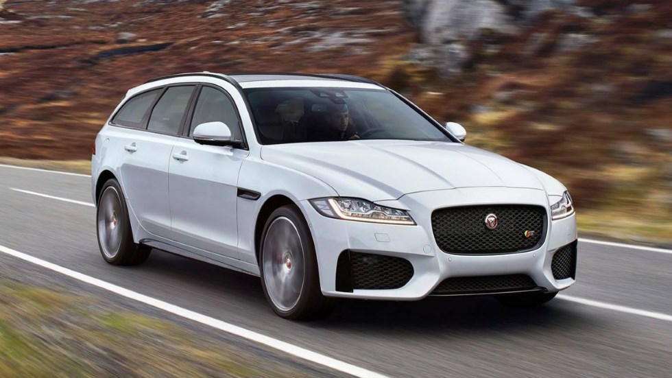 Jaguar XF Sportbrake 2017: todas las fotos y datos