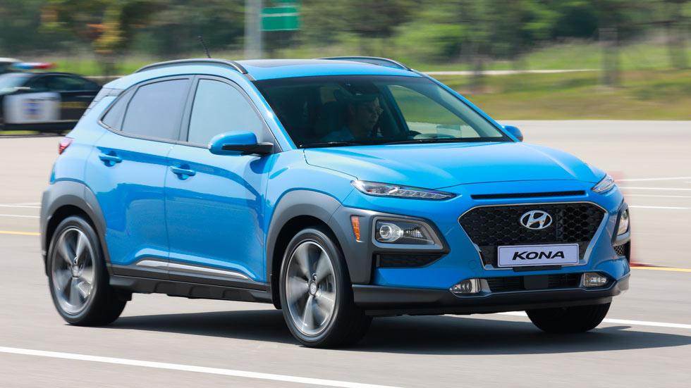 Hyundai Kona: a prueba el nuevo SUV urbano. ¡Te encantará!