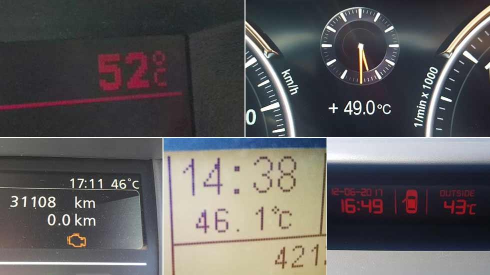 Cómo proteger tu coche del calor extremo