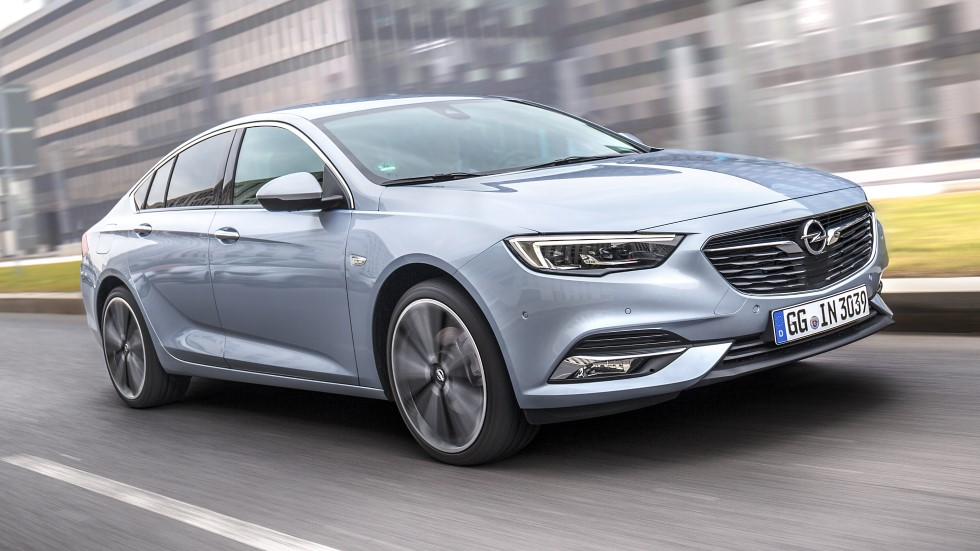 Opel Insignia Grand Sport 2.0 CDTi: opiniones y consumo real