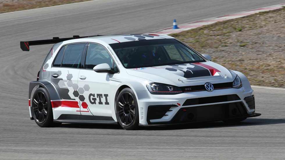 El VW Golf GTI TCR, en el GTI Day del Jarama: ¡no te lo pierdas!