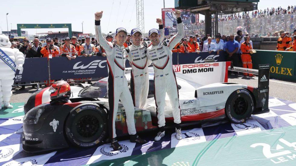 24 Horas de Le Mans 2017: así fue la victoria de Porsche