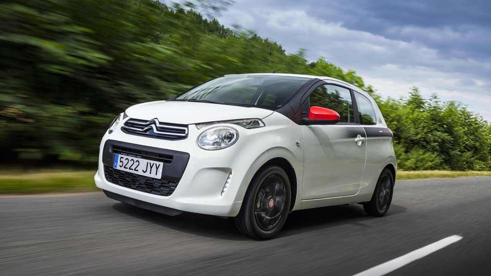 Citroën C1: condúcelo por 89 euros al mes