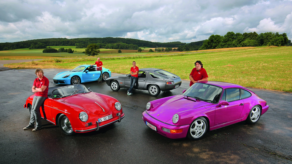 """Autopista Edition Porsche"": toda la historia de Porsche en un libro único"