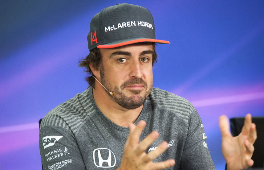 "GP de Azerbaiyán de F1: ""anticipamos un fin de semana complicado"", dice Alonso"