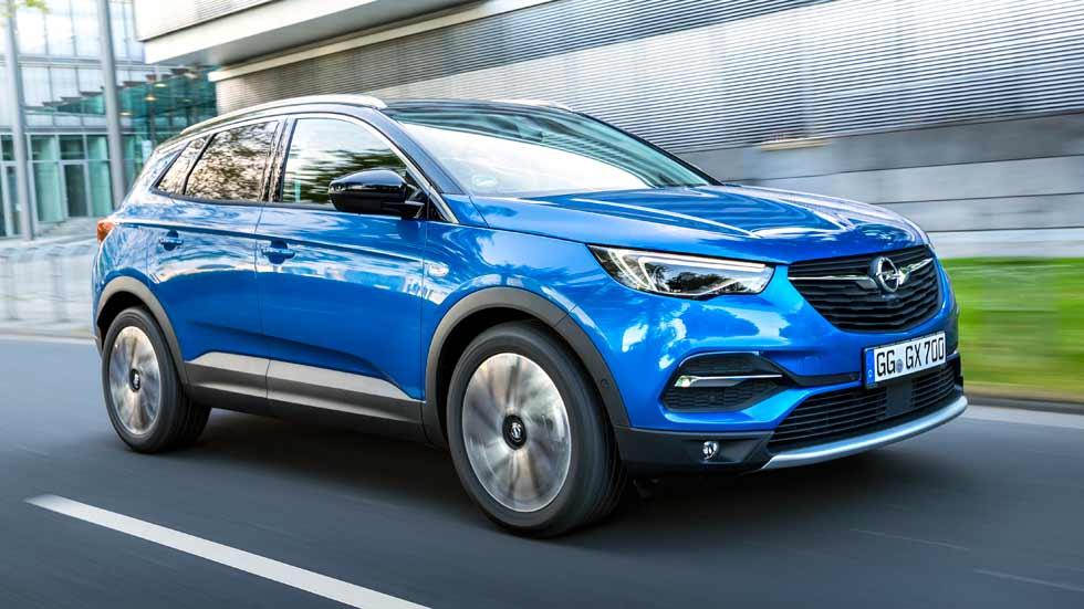 El nuevo Opel Grandland X, más barato que el SUV Peugeot 3008