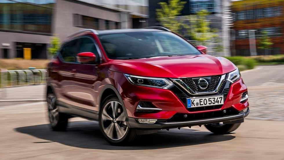 Nissan Qashqai 2017: todos los precios del SUV más vendido