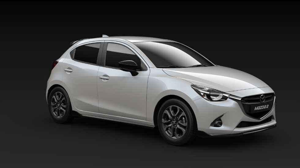 Nuevo Mazda2 Sport Red Edition, apuesta deportiva