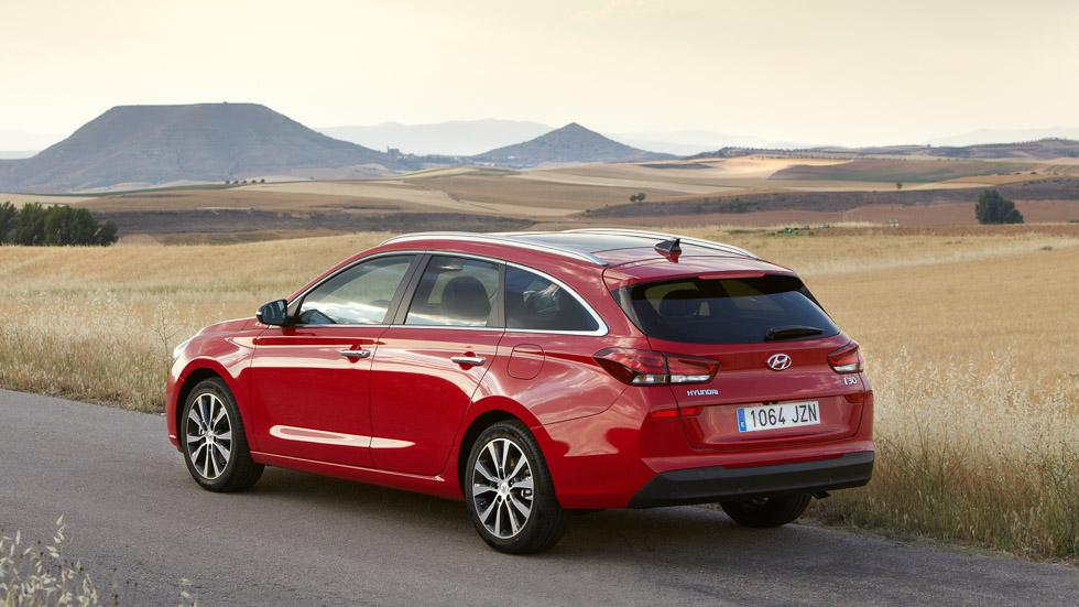 Hyundai i30 CW familiar: todos los precios y primera prueba