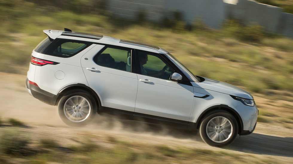 Land Rover Discovery TDV6: a prueba un gran SUV y colosal 4x4