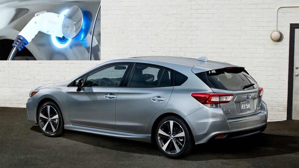 El primer coche eléctrico de Subaru llegará en 2021