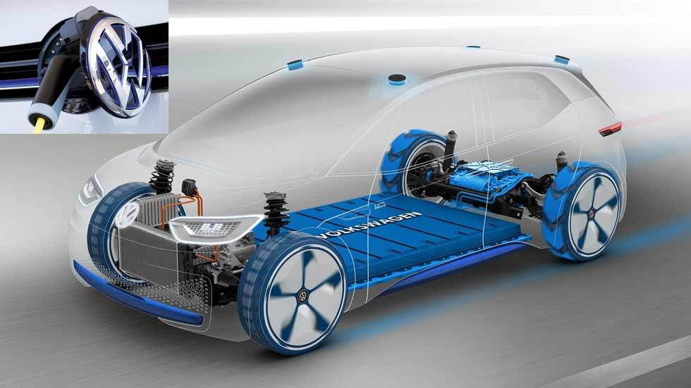 Los planes eléctricos de Volkswagen esconden dos coches desconocidos...