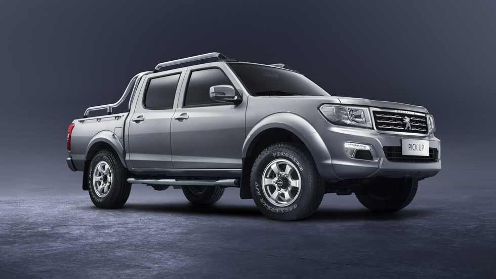 Nuevo Peugeot Pick-Up: ¡en septiembre se pone a la venta!