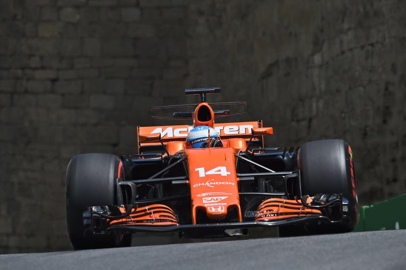 GP de Azerbaiyán de F1: rotura del cambio de Alonso