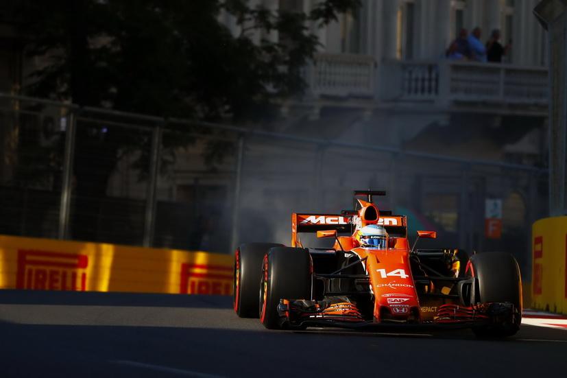 GP de Azerbaiyán de F1: Alonso retrocederá 40 posiciones