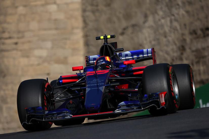 GP de Azerbaiyán de F1: Sainz retrocederá 3 posiciones en parrilla
