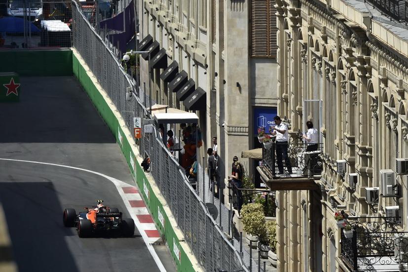 GP de Azerbaiyán de F1: Alonso estuvo cerca de entrar en la Q2