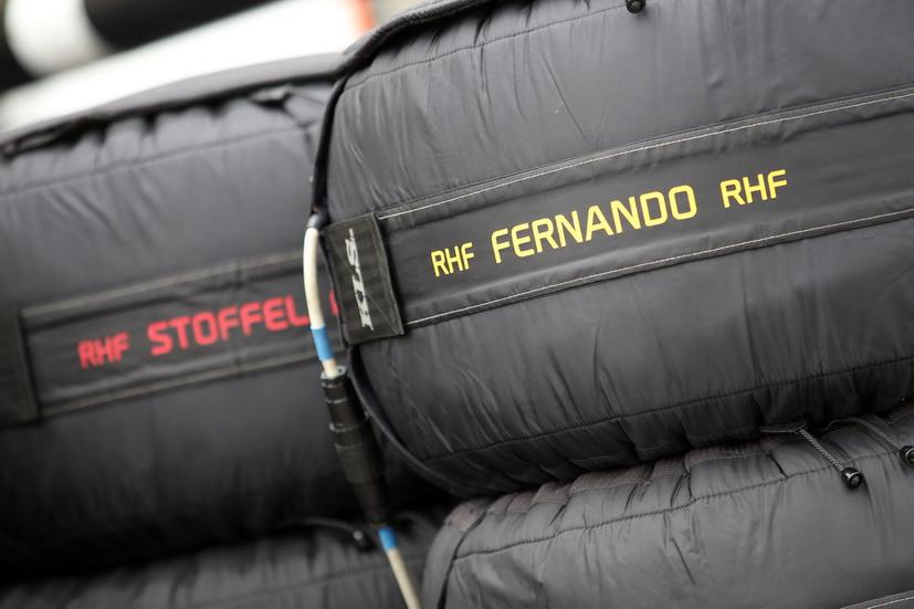 GP de Azerbaiyán de F1: los neumáticos para la carrera