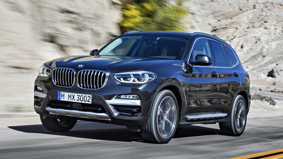 BMW X3 2017: así es la nueva generación del SUV