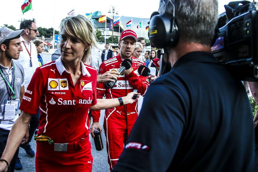 Vettel acumula sanciones y puntos en su carné: ¿perderá la licencia?