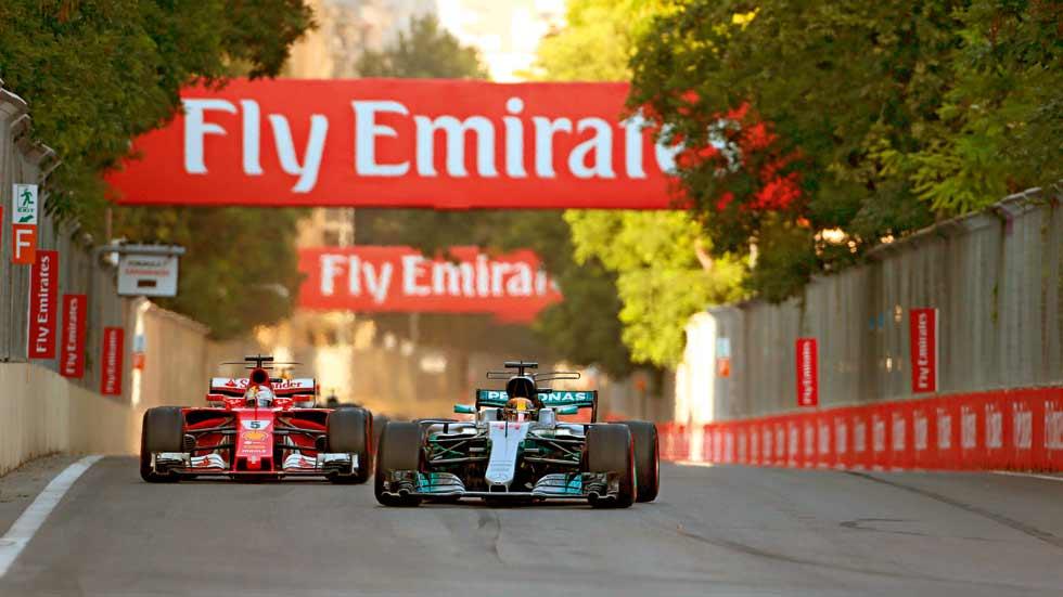 Guerra física y psicológica en la F1: las acciones más antideportivas
