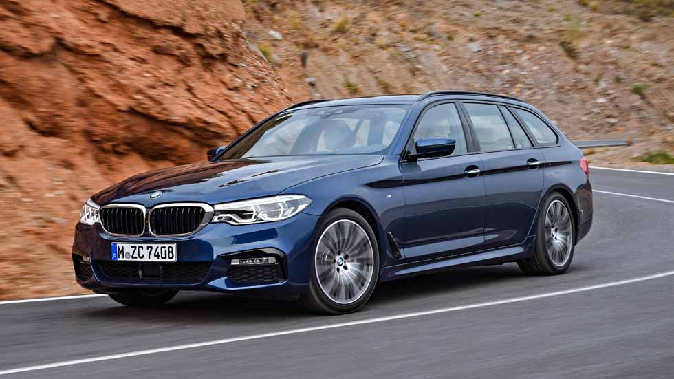 BMW 520d Touring Aut.: opiniones y consumo real