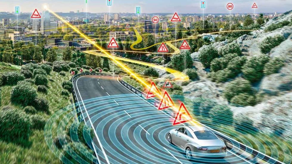 Las nuevas tecnologías para coches de Continental