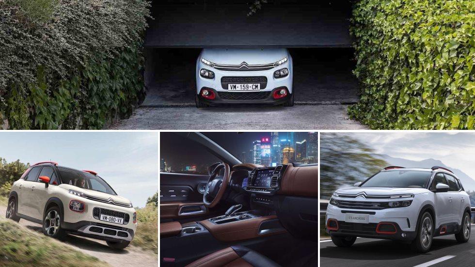 Revolución en Citroën: ¿C4 Cactus sin airbumps? ¿Adiós al C4?