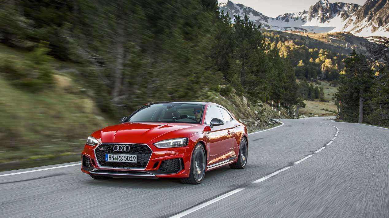 Audi RS 5 Coupé: ¡probamos el deportivo Jeckyll y Hyde!
