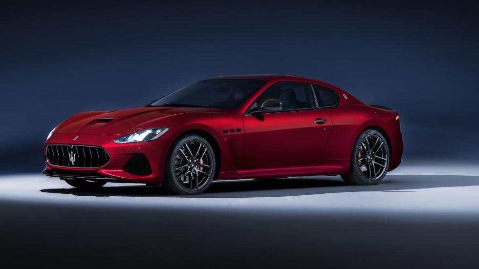 Maserati GranTurismo 2018: así es el nuevo deportivo