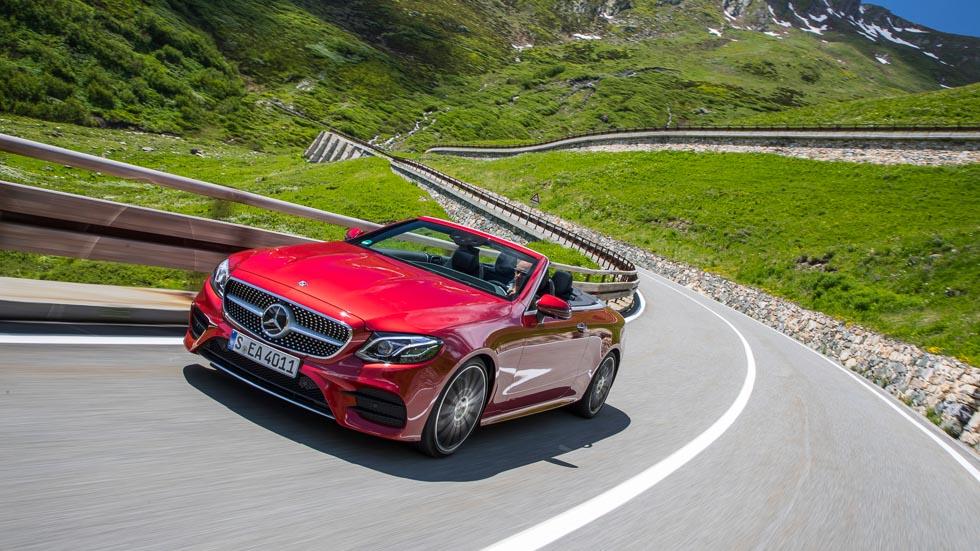Mercedes Clase E Cabrio: conducimos un descapotable muy sofisticado