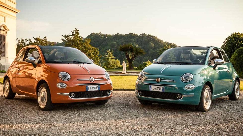 El nuevo Fiat 500 Anniversario, ya a la venta