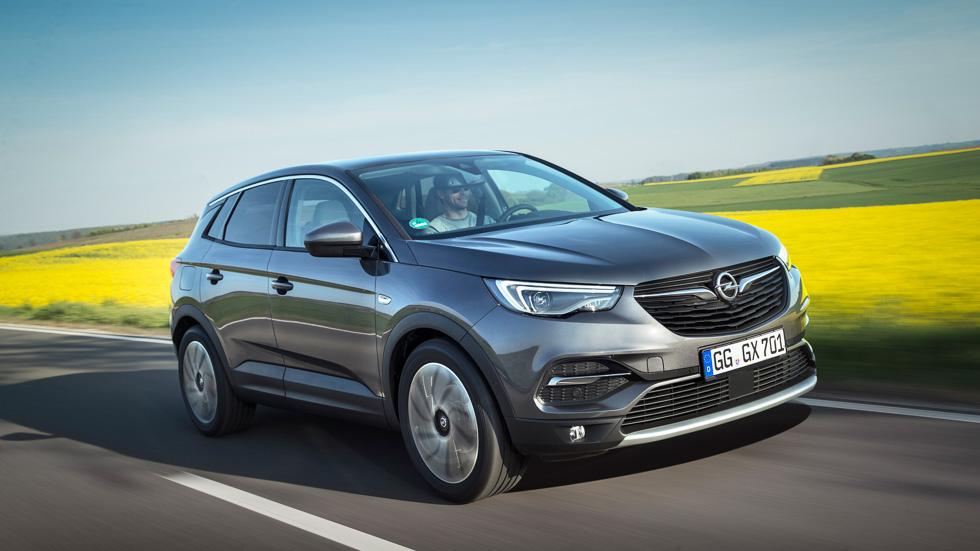 El Opel Grandland X, desde 25.100 euros: así es el nuevo SUV