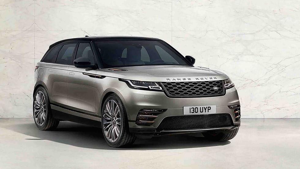 Range Rover Velar, con el nuevo motor de gasolina de 300 CV