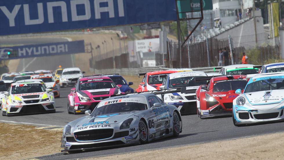 CER-GT: carreras a lo grande en el Jarama