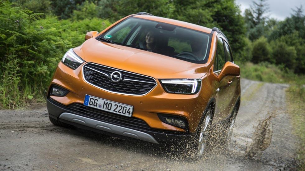 Opel Crossland X y Mokka X Ultimate, más conectividad