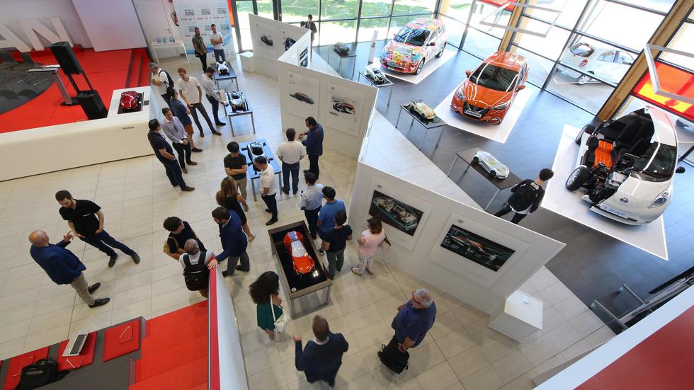 Así celebramos los 20 años del Concurso de Diseño de Autopista, Nissan y la UPV