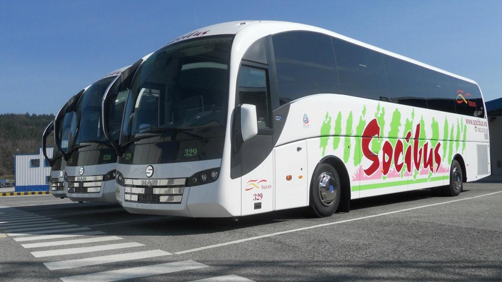 Los autobuses, ¿el nuevo transporte low cost?