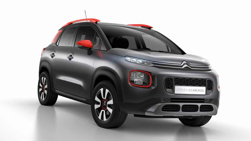 Citroën C3 Aircross: a la venta el nuevo SUV con una serie especial