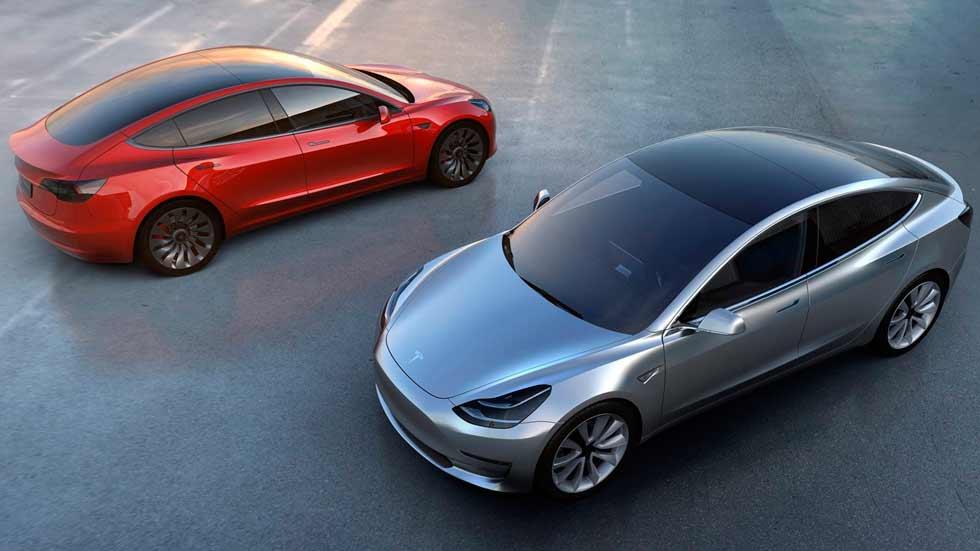 Tesla actualiza sus Model S y X… ¡y esta semana presenta el Model 3!