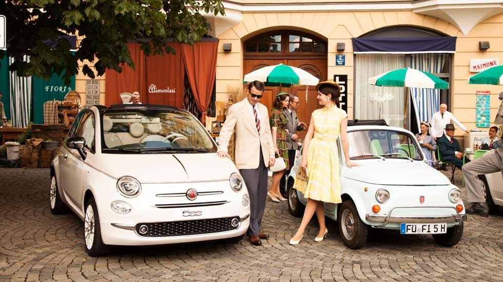El Fiat 500 cumple 60 años: sus mejores fotos, los datos más curiosos...