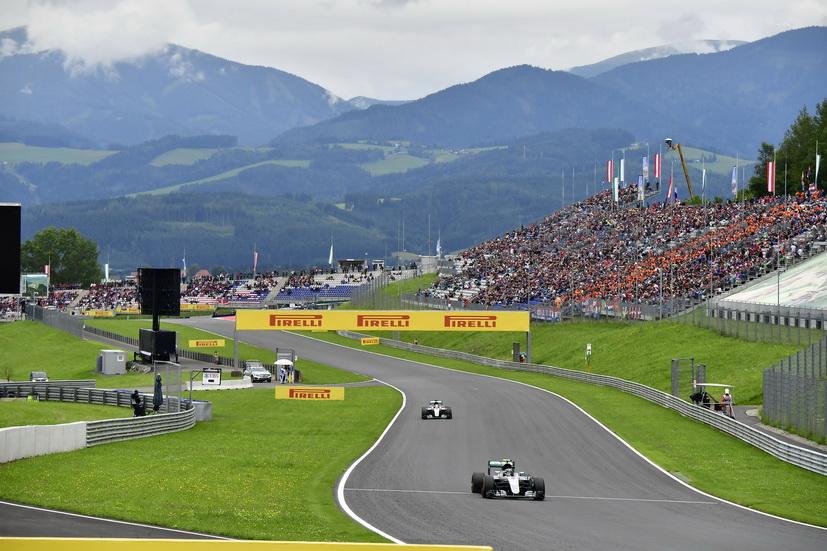GP de Austria de F1: cinco Grandes Premios seguidos en Europa