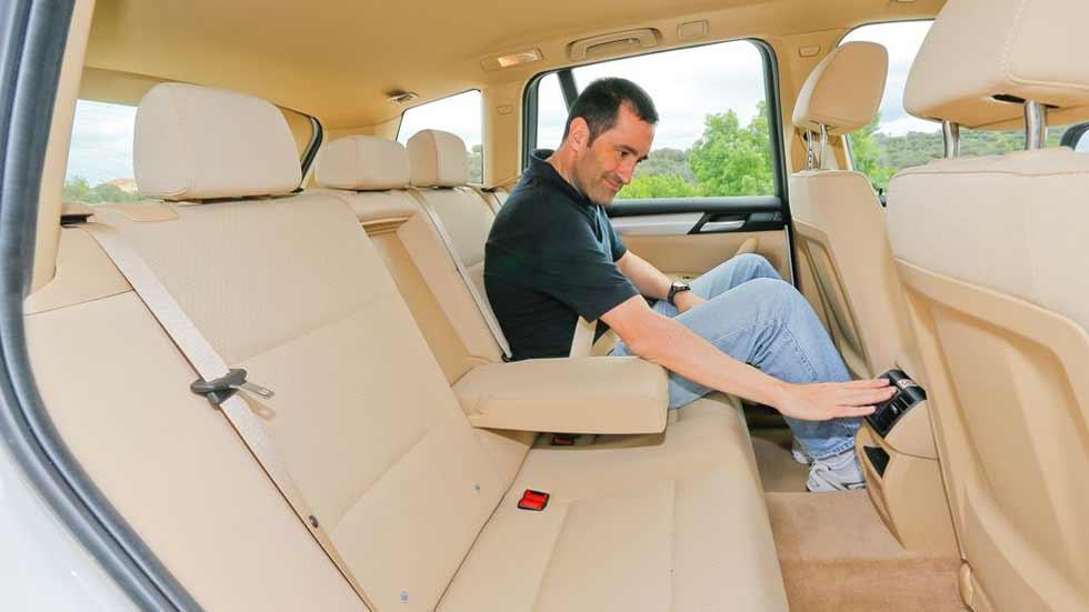 Más del 20 por ciento de pasajeros que viajan detrás en coches… ¡va sin cinturón!