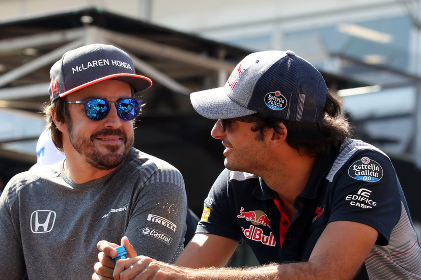 GP de Austria de F1: Sainz corre en casa de Red Bull este fin de semana