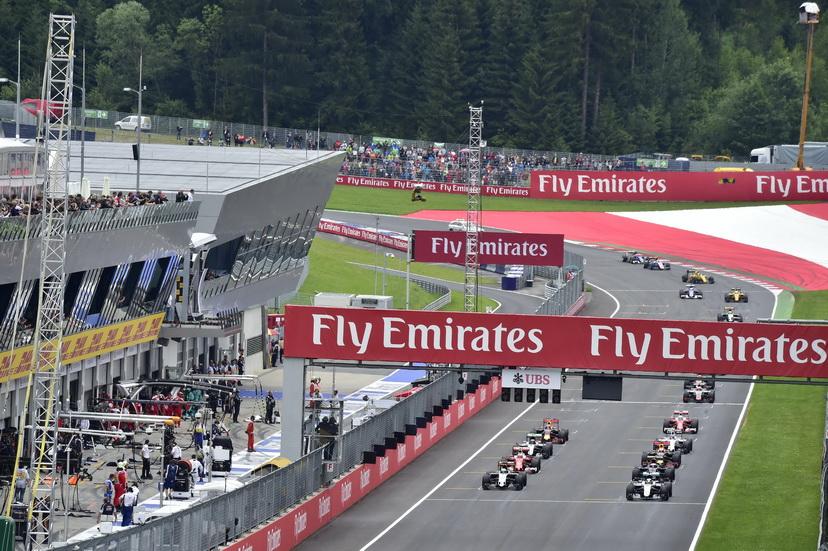 GP de Austria de F1: los horarios de este fin de semana