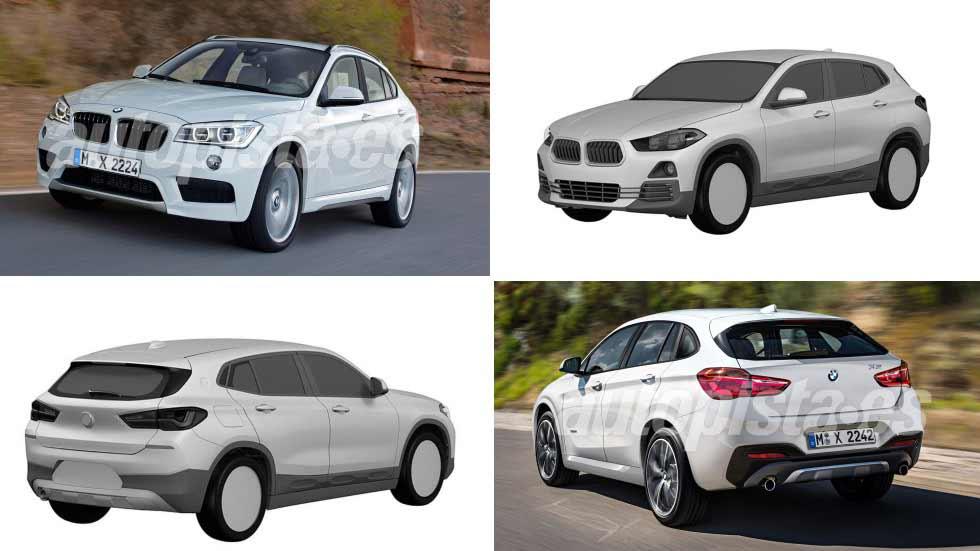 Así será el BMW X2 ya de producción: el nuevo SUV deportivo
