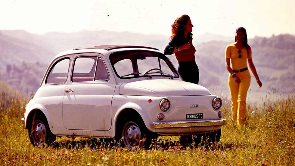 Los coches del MOMA: del Jaguar E-Type al Fiat 500