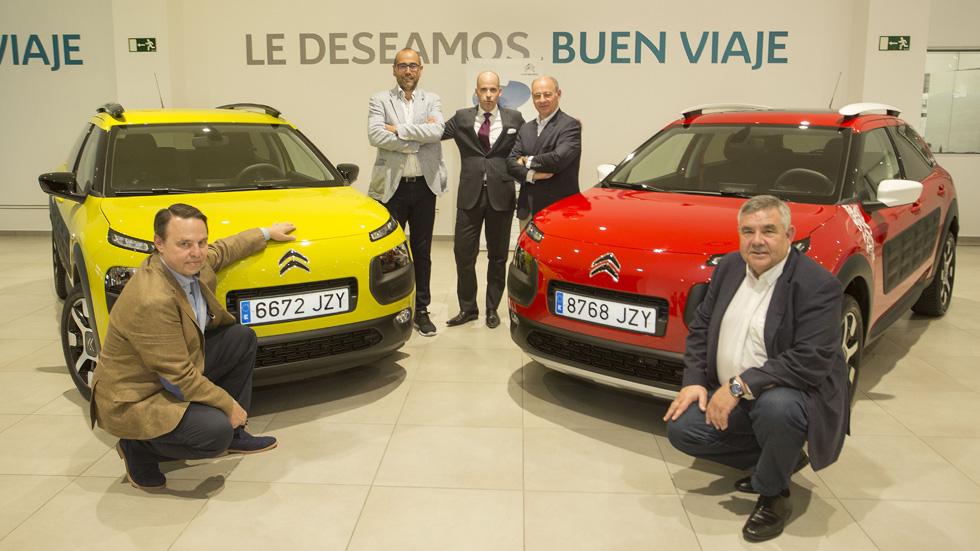Best Cars 2017: los participantes ganadores ya disfrutan de sus Citroën C4 Cactus